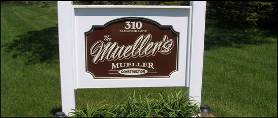 Mueller Construction Slideshow